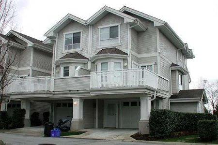 R2325303 - 7 22111 SHARPE AVENUE, Hamilton RI, Richmond, BC - Townhouse