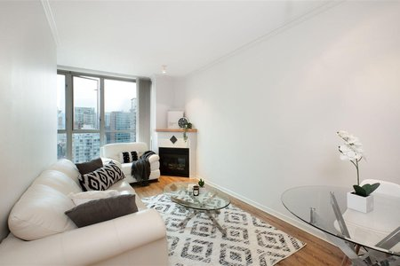 R2325391 - 2502 928 RICHARDS STREET, Yaletown, Vancouver, BC - Apartment Unit