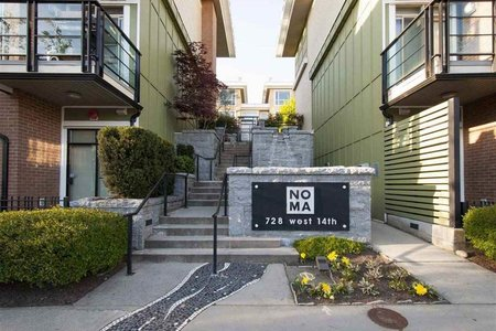 R2325413 - 80 728 W 14TH STREET, Hamilton, North Vancouver, BC - Townhouse