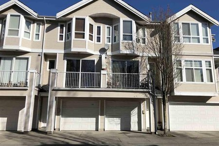 R2325551 - 114 22888 WINDSOR COURT, Hamilton RI, Richmond, BC - Townhouse