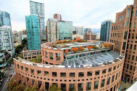 R2325821 - 2506 788 HAMILTON STREET, Downtown VW, Vancouver, BC - Apartment Unit
