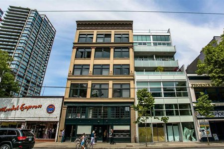 R2325964 - 503 53 W HASTINGS STREET, Downtown VW, Vancouver, BC - Apartment Unit