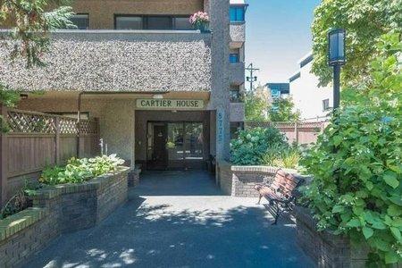 R2326081 - 307 8775 CARTIER STREET, Marpole, Vancouver, BC - Apartment Unit