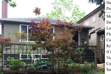 R2326100 - 6532 BALSAM STREET, S.W. Marine, Vancouver, BC - House/Single Family
