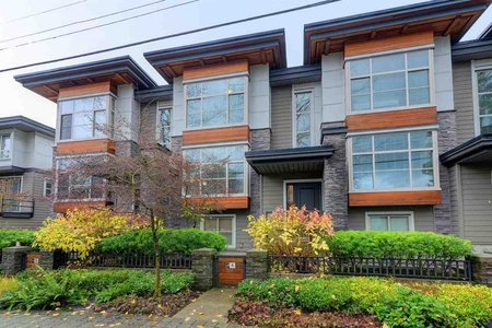 R2326169 - 4 3025 BAIRD ROAD, Lynn Valley, North Vancouver, BC - Townhouse