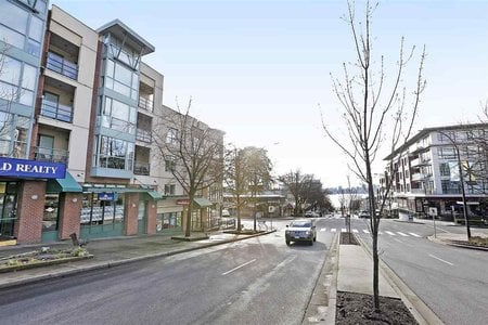 R2326172 - 404 212 LONSDALE AVENUE, Lower Lonsdale, North Vancouver, BC - Apartment Unit