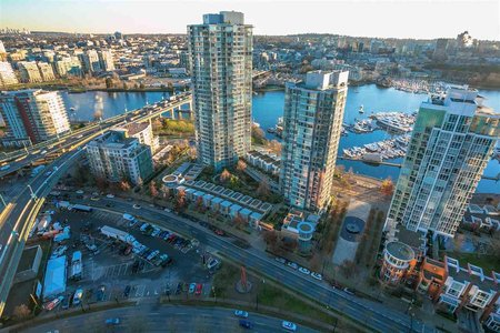 R2326253 - 3706 1009 EXPO BOULEVARD, Yaletown, Vancouver, BC - Apartment Unit