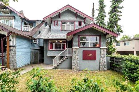 R2326262 - 2519 BALACLAVA STREET, Kitsilano, Vancouver, BC - House/Single Family