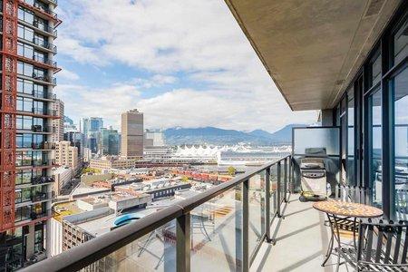 R2326263 - 1808 108 W CORDOVA STREET, Downtown VW, Vancouver, BC - Apartment Unit