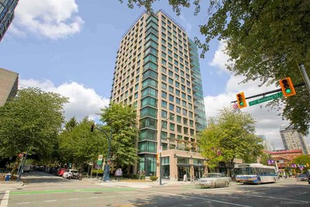 R2326290 - 702 1003 BURNABY STREET, West End VW, Vancouver, BC - Apartment Unit