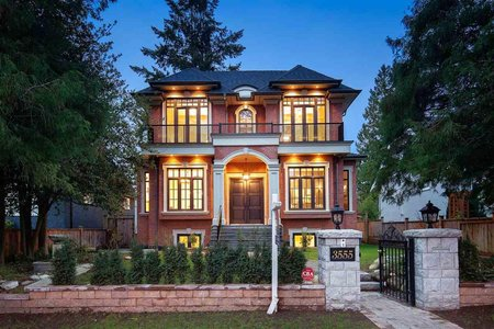 R2326304 - 3555 W 28TH AVENUE, Dunbar, Vancouver, BC - House/Single Family