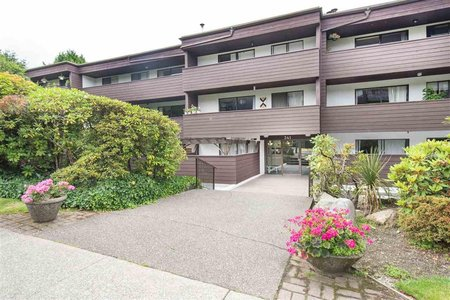 R2326391 - 208 341 W 3RD STREET, Lower Lonsdale, North Vancouver, BC - Apartment Unit