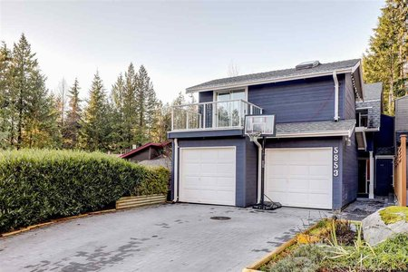 R2326413 - 5853 GROUSEWOODS CRESCENT, Grouse Woods, North Vancouver, BC - House/Single Family