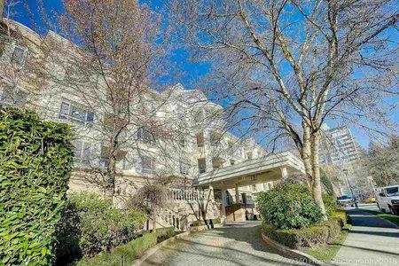 R2326493 - 115 5735 HAMPTON PLACE, University VW, Vancouver, BC - Apartment Unit