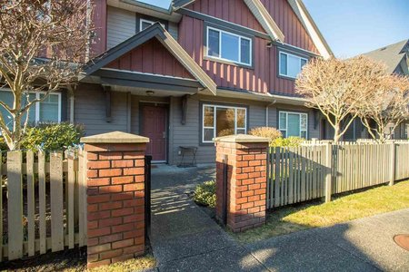 R2326507 - 9 9699 SILLS AVENUE, McLennan North, Richmond, BC - Townhouse