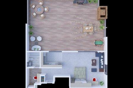 R2326584 - 401 1385 DRAYCOTT ROAD, Lynn Valley, North Vancouver, BC - Apartment Unit