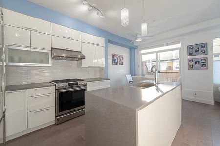 R2326700 - 962 WESTBURY WALK, South Cambie, Vancouver, BC - Townhouse
