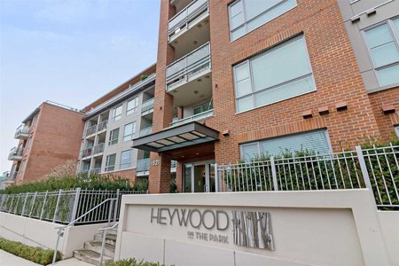 R2326783 - 209 1621 HAMILTON AVENUE, Hamilton, North Vancouver, BC - Apartment Unit