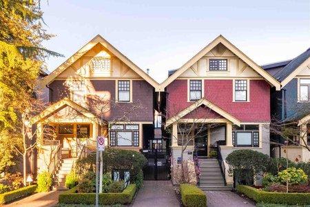 R2326920 - 1419 W 11TH AVENUE, Fairview VW, Vancouver, BC - Townhouse