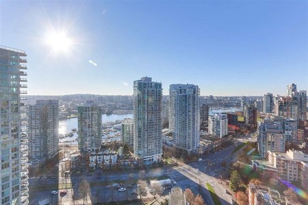 R2326935 - 3208 1008 CAMBIE STREET, Yaletown, Vancouver, BC - Apartment Unit