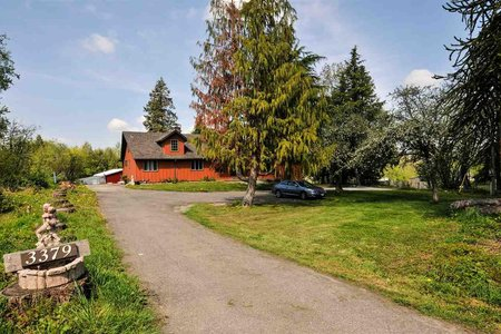 R2326955 - 3379 248 STREET, Otter District, Langley, BC - House with Acreage