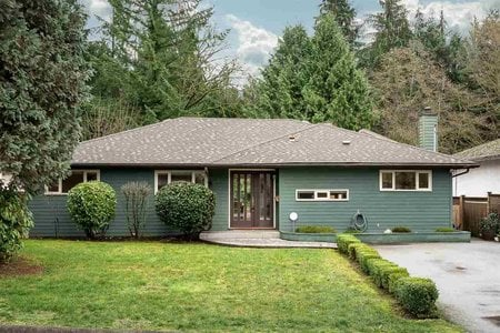 R2326967 - 4700 PHEASANT PLACE, Canyon Heights NV, North Vancouver, BC - House/Single Family