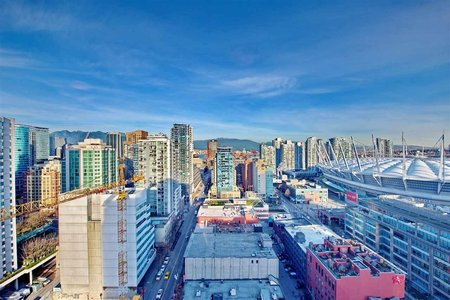 R2327157 - 2806 930 CAMBIE STREET, Yaletown, Vancouver, BC - Apartment Unit