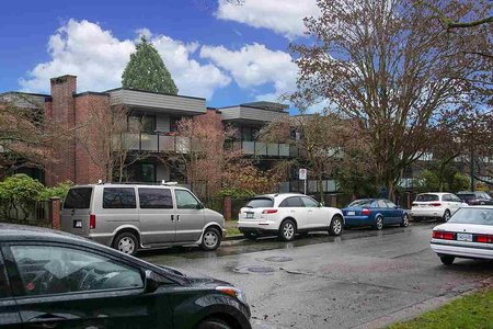 R2327162 - 107 2255 YORK STREET, Kitsilano, Vancouver, BC - Apartment Unit