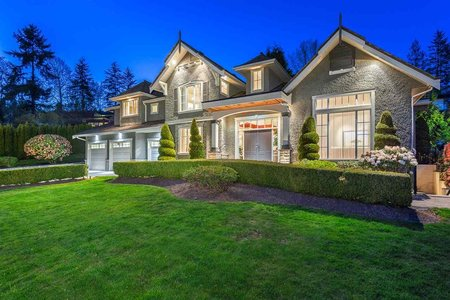 R2327272 - 756 SOUTHBOROUGH DRIVE, British Properties, West Vancouver, BC - House/Single Family