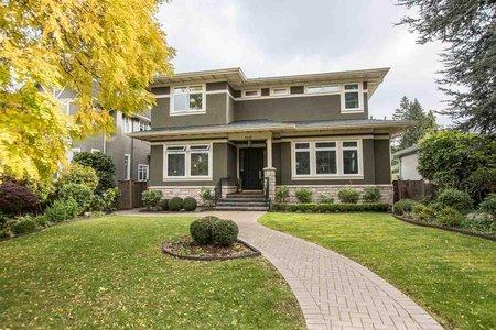 R2327332 - 4448 CHALDECOTT STREET, Dunbar, Vancouver, BC - House/Single Family