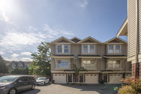 R2327486 - 12 9000 GRANVILLE AVENUE, McLennan North, Richmond, BC - Townhouse