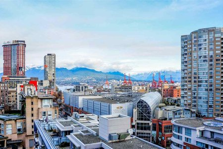 R2327512 - 1501 689 ABBOTT STREET, Downtown VW, Vancouver, BC - Apartment Unit
