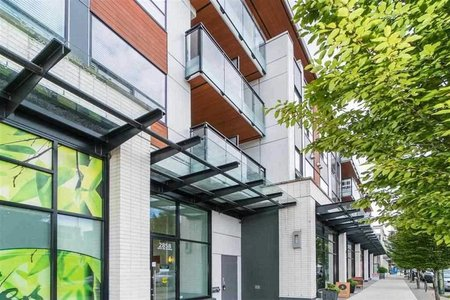 R2327526 - 107 2858 W 4TH AVENUE, Kitsilano, Vancouver, BC - Apartment Unit
