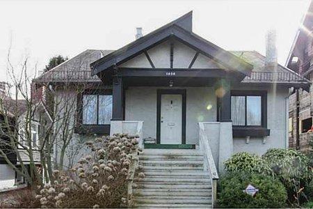 R2327557 - 1826 W 12 AVENUE, Kitsilano, Vancouver, BC - House/Single Family