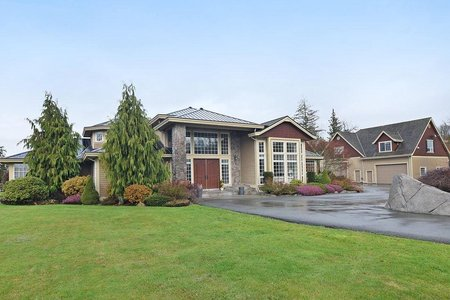 R2327608 - 22919 8 AVENUE, Campbell Valley, Langley, BC - House with Acreage