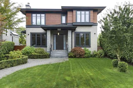 R2327727 - 4492 CROWN STREET, Dunbar, Vancouver, BC - House/Single Family