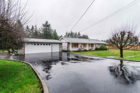 R2327819 - 24996 54 AVENUE, Salmon River, Langley, BC - House with Acreage
