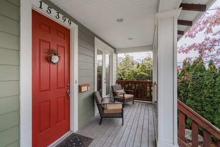 R2327841 - 15399 RUSSELL AVENUE, White Rock, White Rock, BC - House/Single Family