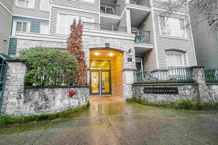 R2327887 - 208 3278 HEATHER STREET, Cambie, Vancouver, BC - Apartment Unit