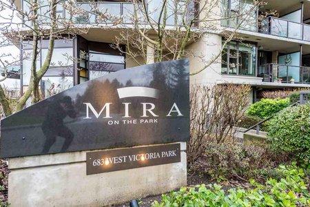 R2327911 - 906 683 W VICTORIA PARK, Lower Lonsdale, North Vancouver, BC - Apartment Unit