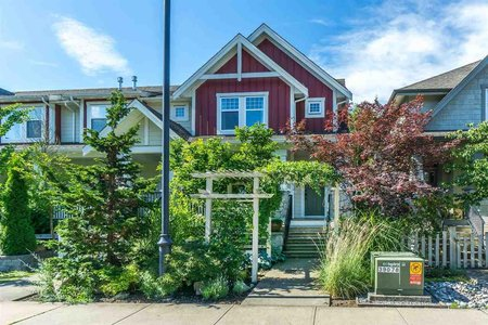 R2328018 - 23166 BILLY BROWN ROAD, Fort Langley, Langley, BC - Row House (Non-Strata)