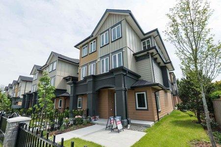 R2328060 - 5 9800 GRANVILLE AVENUE, McLennan North, Richmond, BC - Townhouse