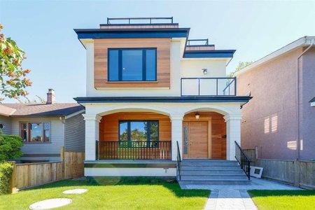R2328108 - 3556 W 17TH AVENUE, Dunbar, Vancouver, BC - House/Single Family