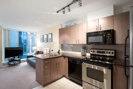 R2328211 - 1808 610 GRANVILLE STREET, Downtown VW, Vancouver, BC - Apartment Unit