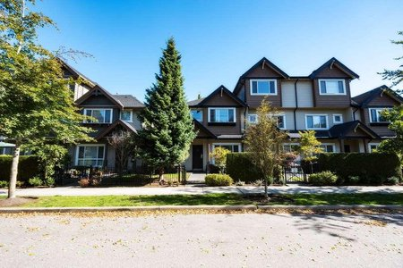 R2328226 - 17 7733 HEATHER STREET, McLennan North, Richmond, BC - Townhouse