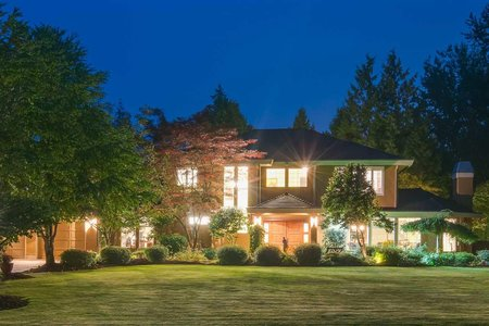 R2328299 - 17890 21 AVENUE, Hazelmere, Surrey, BC - House with Acreage