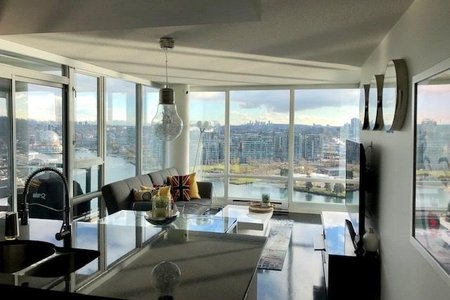 R2328583 - 2503 1033 MARINASIDE CRESCENT, Yaletown, Vancouver, BC - Apartment Unit