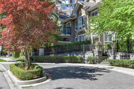 R2328594 - 409 5605 HAMPTON PLACE, University VW, Vancouver, BC - Apartment Unit