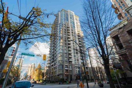 R2328656 - 1806 1295 RICHARDS STREET, Downtown VW, Vancouver, BC - Apartment Unit