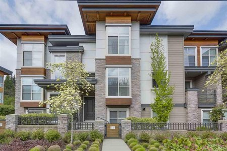 R2328669 - 8 3025 BAIRD ROAD, Lynn Valley, North Vancouver, BC - Townhouse